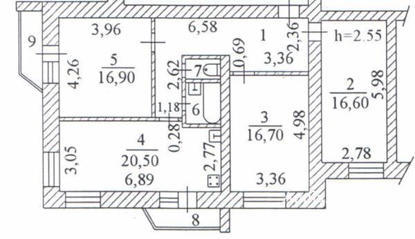 Дизайн проекты квартиры в чебоксарах