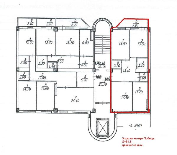 Продается 2-х комнатная квартира на берегу волги.Индивидуальное отопление, панорамное остекление лоджий...